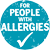 For People with Allergies